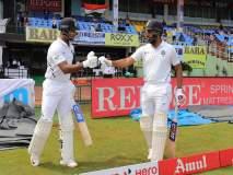 India vs South Africa, 1st Test : OMG; अवघ्या 21 षटकांत रोहित-मयांकची तिसऱ्या स्थानी झेप