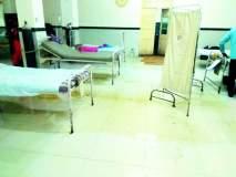 मेडिकल : वॉर्ड २५ मध्ये शिरले पाणी, रुग्णांना हलविले