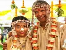 मिलिंद सोमण आणि अंकिता कंवर अडकले विवाह बंधनात