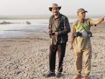उजनी धरण परिसराला राष्ट्रीय अभयारण्य घोषित करावे : मिलिंद गुणाजी