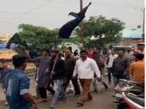 Maharashtra Election 2019 :औरंगाबादेत पक्षाच्या नगरसेवकाचे 'एमआयएम गो बॅक'