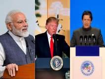 भारत, पाकिस्तान राजी असल्यास काश्मीर प्रश्नी मध्यस्थी करण्यास तयार- डोनाल्ड ट्रम्प