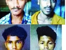 सांगलीत नदाफ टोळीवर 'मोक्का'ची कारवाई-: चोवीस गंभीर स्वरूपाचे गुन्हे