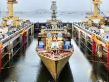 नौदलाचे पहिले ड्राय डॉक मुंबईत; २८ सप्टेंबरला लोकार्पण