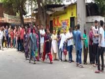 Lok Sabha Election 2019 : मुंबईसह महाराष्ट्रात मतदारांचा मतदानासाठी उत्साह, अनेक ठिकाणी रांगा