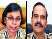 मुंबई पोलीस आयुक्तपदी रश्मी शुक्ला की परमबीर सिंग; मुख्यमंत्र्यांसमोर पेच