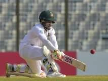 India Vs Bangladesh, 1st Test : भारताविरुद्ध बांगलादेशच्या मुशफिकरने रचला इतिहास, केला 'हा' पराक्रम