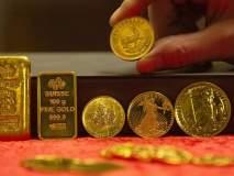 सोन्यात ९०० तर चांदीमध्ये ७०० रुपयांची झाली घसरण; आंतरराष्ट्रीय मागणी घटली