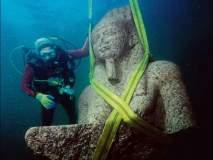समुद्रात सापडलं १२०० वर्ष जुनं मंदिर आणि खजिन्याने भरलेली नौका!
