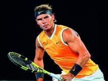 ऑस्ट्रेलियन ओपन टेनिस स्पर्धा, राफेल नदाल उपांत्य फेरीत दाखल