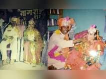 नागराज मंजुळेच्या लग्नाचे फोटो तुम्ही पाहिले का?, काडीमोड घेतलेयानंतर काय करते त्याची पत्नी जाणून घ्या.......