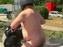 बाबो! 'त्याला' झाली इतकी गरमी की नग्न होऊन चालवत होता गाडी, पोलिसही अडवू शकले नाहीत!