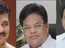 Maharashtra Election 2019; महेश कोठे-नारायण पाटील 'मातोश्री'वर ताटकळत थांबले