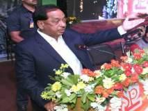 Maharashtra Election 2019 : नारायण राणेंचा महाराष्ट्र स्वाभिमान पक्ष भाजपात विलीन