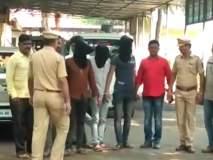 नवी मुंबईमध्ये सोने लुटणारी टोळी जेरबंद