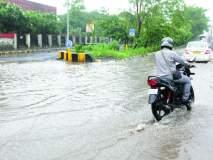 नवी मुंबईमध्ये १२ वर्षांतील विक्रमी पाऊस