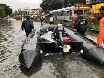 Mumbai Rain Update: कुर्ल्यात पावसाचं पाणी लोकांच्या घरात; भारतीय नौदल मदतीसाठी सरसावले
