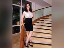 रिअल लाइफमध्ये इतकी ग्लॅमरस दिसते 'माझ्या नव-याची बायको' मालिकेतील रेवती, पाहा तिचा अंदाज