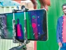 साध्या मोबाईलवर सायफाय शॉर्टफिल्म शूट करणारे नायजेरियाचे सिनेमाबहाद्दर!