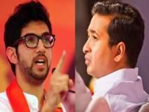 महाराष्ट्र निवडणूक 2019: ...तर आदित्य ठाकरेंना देणार मदतीचा हात; नितेश राणेंची 'मन की बात'