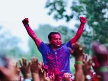 महाराष्ट्र निवडणूक निकालः भाजपाच्या नितेश राणेंनी करून 'दाखवलं'; शिवसेनेचे सतीश सावंत पराभूत