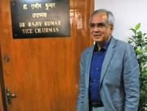 'न्याय योजना' लागू केल्यास देश 4 पावलं मागे, निती आयोगााला राहुल गांधीची स्कीम अमान्य