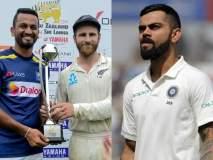 ICC World Test Championship : न्यूझीलंडनं विराट कोहलीचं टेंशन वाढवलं; असं काय आहे कारण?