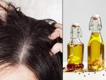 थंडीत केसांच्या सर्व समस्यांवर 'हे' घरगुती तेल ठरतं फायदेशीर