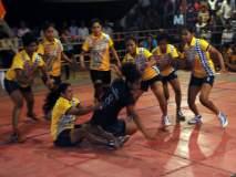 कबड्डी :कुमार गटातून शिव मराठा स्पोर्ट्स क्लबची अंतिम फेरीत धडक