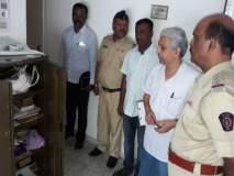 पु. ल. देशपांडे यांचं पुण्यातील निवासस्थान चोरट्यांनी फोडलं