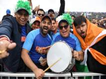 India Vs Pakistan, Latest News: याला म्हणतात क्रिकेट वेडा; चक्क घोड्यावर बसून घेतली एन्ट्री