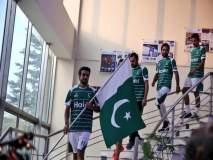 २४ वर्षांचा विश्वचषक विजयाचा दुष्काळ संपविण्यासाठी पाकिस्तान येणार भारतात