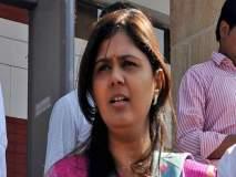 Maharashtra Election 2019 : धनंजय मुंडेंच्या खोटेपणाचा कंटाळा आला, पंकजा मुंडेंचा उद्वेग