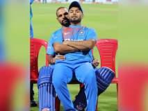 India vs South Africa : रिषभ पंतला 'ती' म्हणाली 'I Love You' अन्... पाहा Video