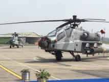 भारताची ताकद वाढली, जगातील सर्वात बलाढ्य 'अपाचे' हेलिकॉप्टर वायूसेनेत दाखल