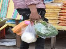 प्लास्टिक विक्रेत्यांना दंड