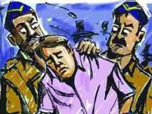 पोलीस व्हॅन बॉम्बने उडवून ठार मारण्याची कैद्यांनी पोलिसांना दिली धमकी