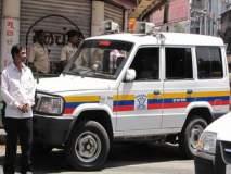 पुणे पोलिसांची ४० टक्के वाहने आहेत निकामी