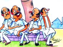 Maharashtra Vidhan Sabha 2019: चार ठिकाणी सेनेविरोधात भाजपचे बंड, बंडखोरी थोपविण्याचे आव्हान