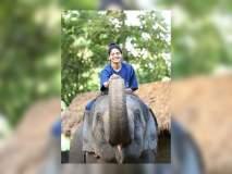 Exclusive : चक्क हत्तीणीने पूजा सावंतला दिली अनोखी भेटवस्तू, समजल्यावर तुम्हालाही वाटेल आश्चर्य !