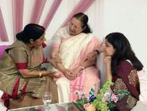 Sushma Swaraj Death : 'फूल भी थी, चिंगारी भी।'