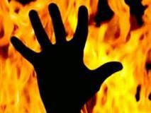 अंगावर पेट्रोल ओतून कर्मचाऱ्यानेकेला आत्महत्येचा प्रयत्न