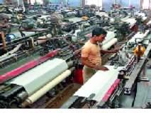 निर्यात ठप्प झाल्याने वस्त्रोद्योग संकटात