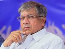 Vidhan Sabha 2019 : आमचं दार एमआयएमसाठी अजूनही खुलं: प्रकाश आंबेडकर