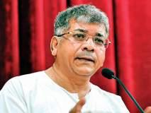 भारताच्या संविधानाला मी खेकड्याची उपमा देतो: प्रकाश आंबेडकर