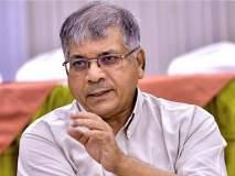 Maharashtra Election 2019 :भाजप सरकार सत्तेत आल्यास आणखी पाच बँका बुडतील -प्रकाश आंबेडकर