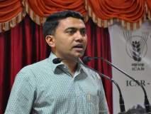 म्हादईप्रश्नी आठ दिवस थांबू : मुख्यमंत्री