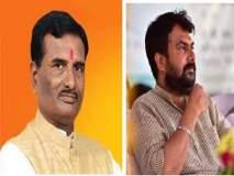 Maharashtra Election 2019 : मनोमिलन मेळाव्याला चिखलीकरांची दांडी