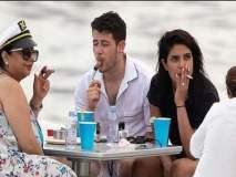 प्रियंका चोप्राच नव्हे तर या अभिनेत्रींचे देखील सिगरेट पितानाचे फोटो झाले होते व्हायरल