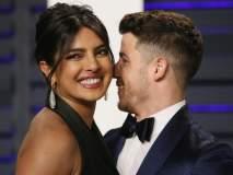 Oscars 2019 : ऑस्कर पार्टीमध्ये प्रियंकाचा ग्लॅमर्स तर, निकचा हॅन्डसम लूक!